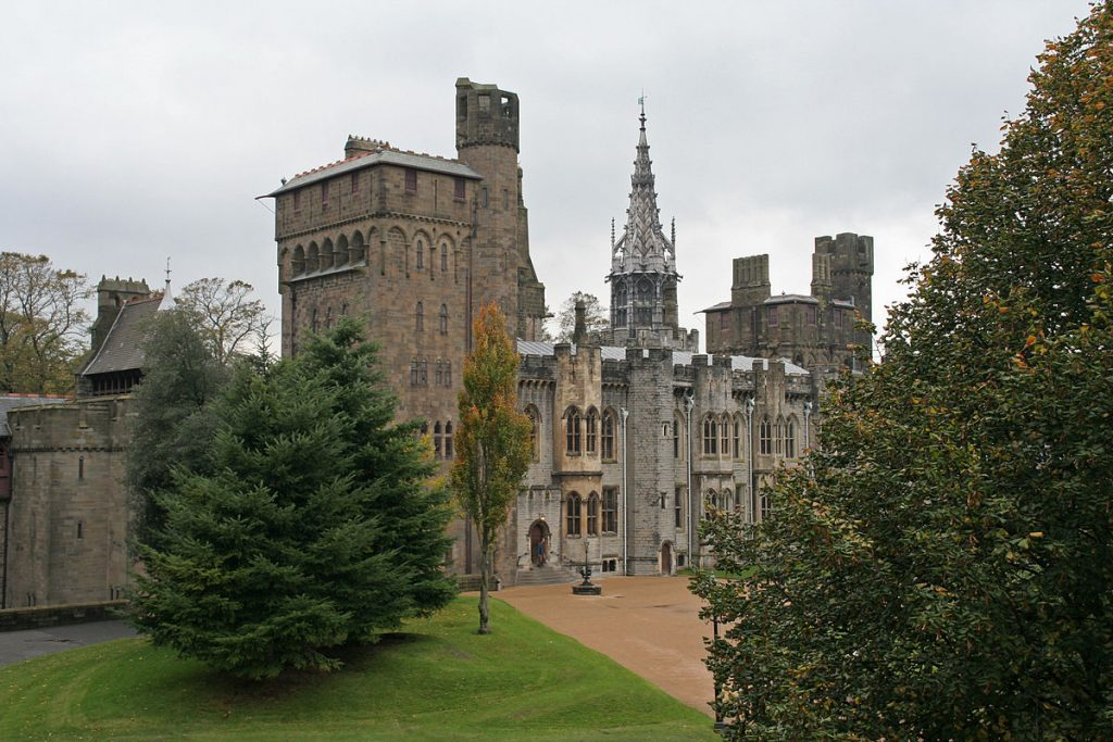 Cardiff-Castle-Wales