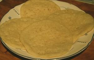 Beghrir pancakes
