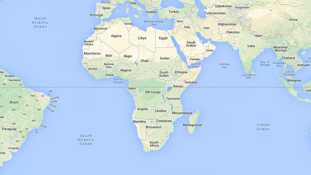 Африка / Africa