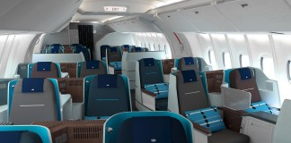 KLM-Business-Class-Lie-Flat-Seating