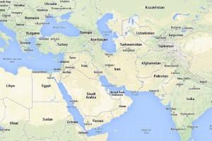 Средний Восток / Middle East