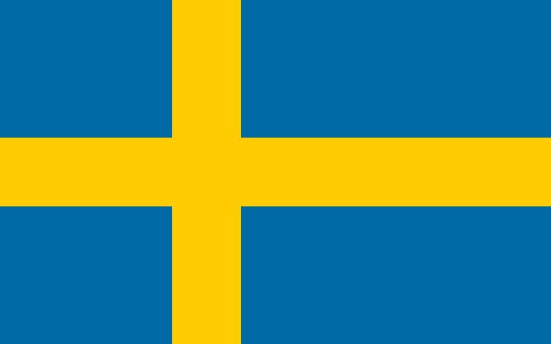 Флаг Швеции / Sweden Flag