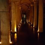 Цистерна Базилика Basilica Cistern Istanbul (1)