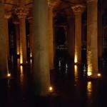 Цистерна Базилика Basilica Cistern Istanbul