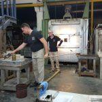 Signoretti Family Murano Mazzega Factory Venice (2)